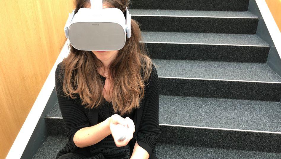 War noch kein Lichtblick für Facebook: Das Modell Oculus Go.