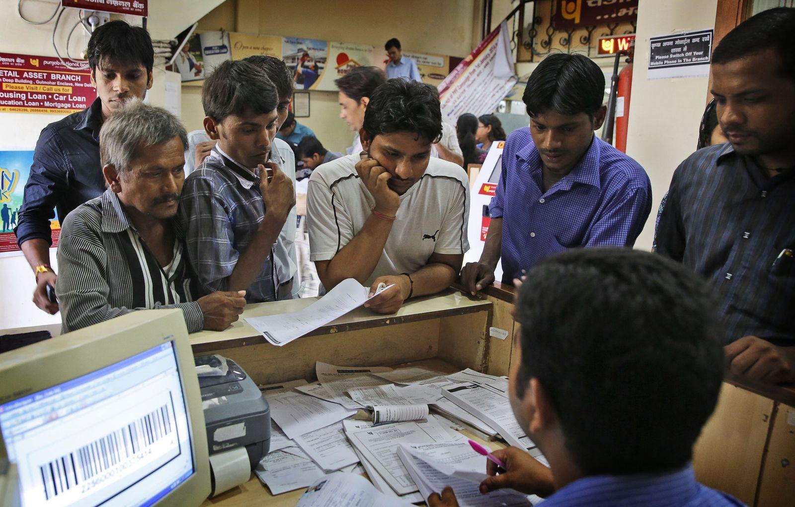 Indien Bank 1