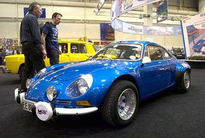 Sportwagen aus Frankreich: Renault Alpine