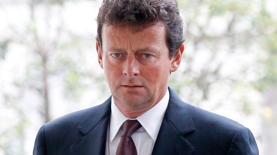 """BP-Chef Tony Hayward: Die Katastrophe tut ihm """"zutiefst leid"""""""