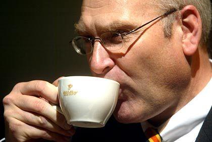 2003: Dieter Ammer wird Tchibo-Chef.