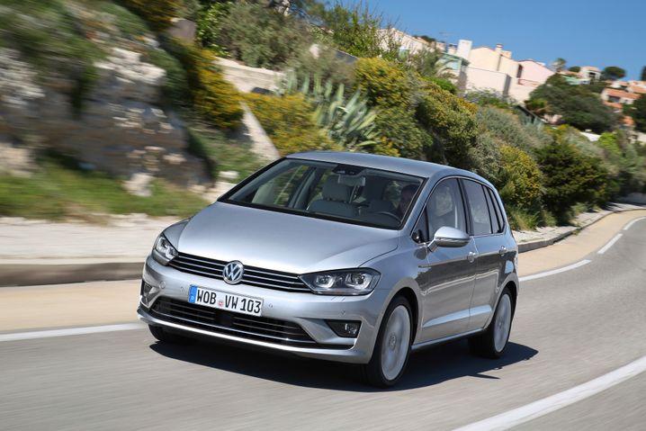 VW Golf Sportsvan: Im Jahresvergleich geht es für den ewigen Zulassungsprimus leicht nach unten