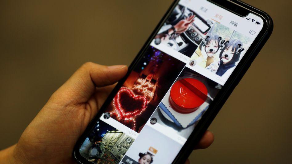 Ähnlich wie Tiktok: Kuaishou hat inzwischen mehr Nutzer als Twitter oder Snapchat