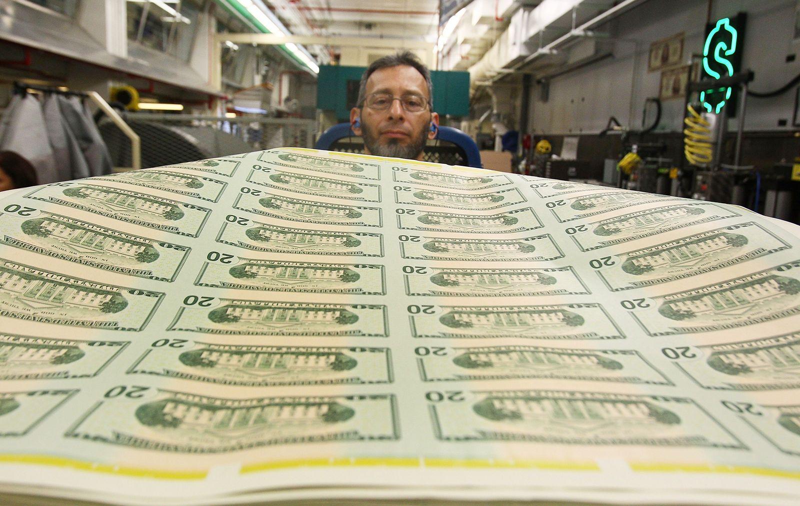 frische dollars bei der fed