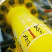 Engpass: Laut Eon könnte die Gasversorgung bald stocken