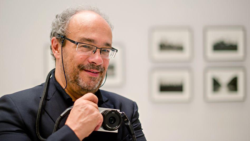 Leica-Aufsichtsratschef Andreas Kaufmann (Bild Archiv) vertritt für zwei Jahre in führender Position in Brüssel die Interessen der europäischen Luxusindustrie.