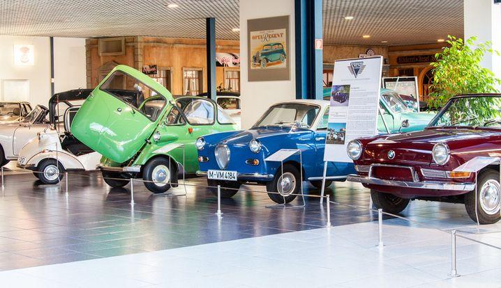 Das EFA Automobilmuseum in Amerang