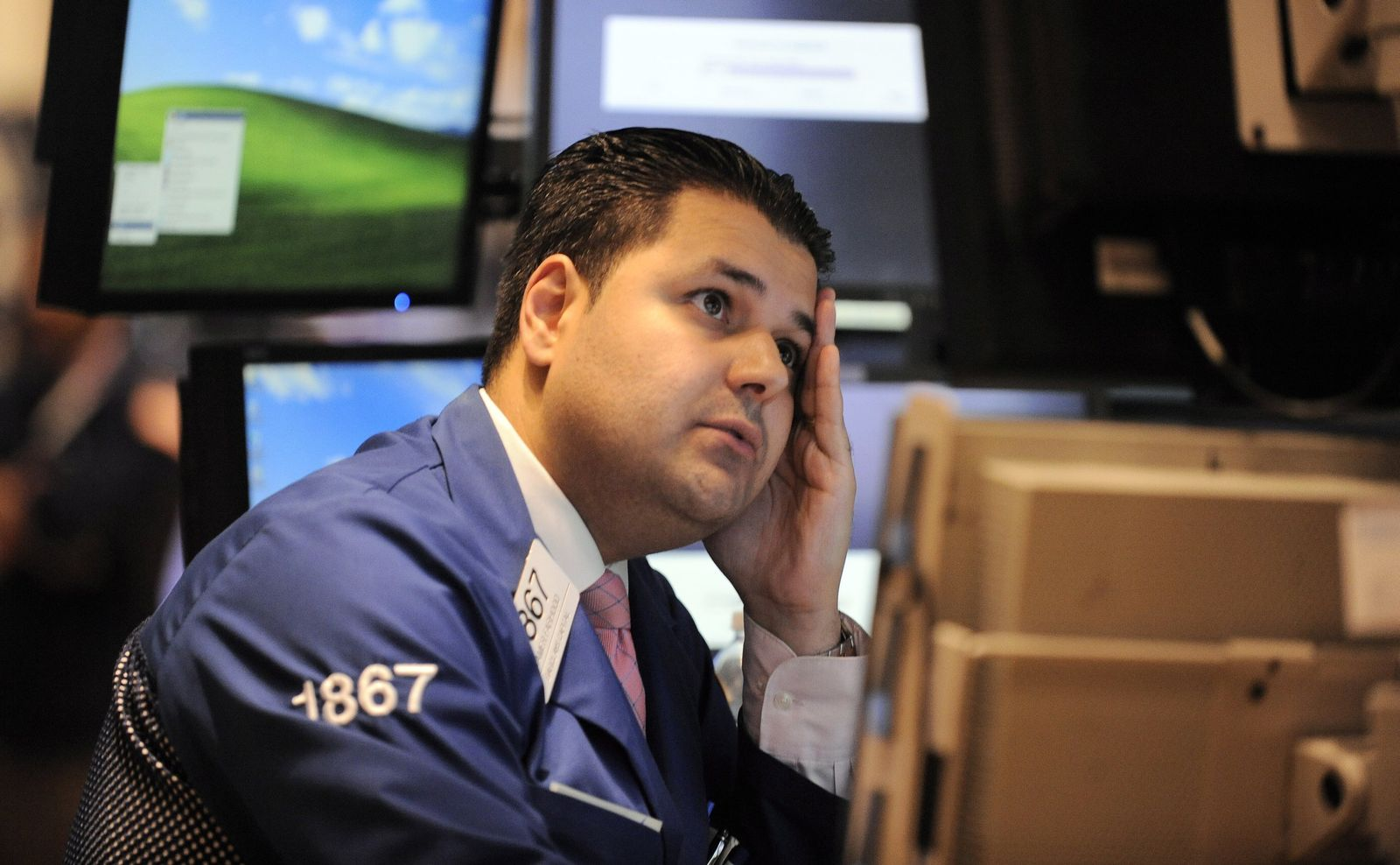 New York Stock Exchange Börse Dow Jones