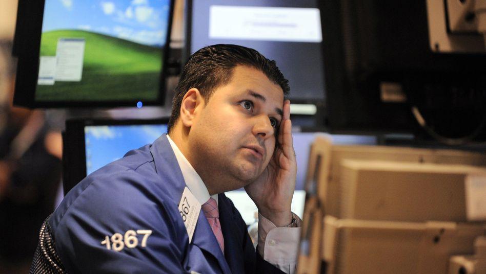 Fällt der Dow, fällt auch der Dax: Die Wall Street ist Taktgeber für den Aktienmarkt - ganz egal, ob einzelne Volkswirtschaften in Europa besser dastehen oder nicht