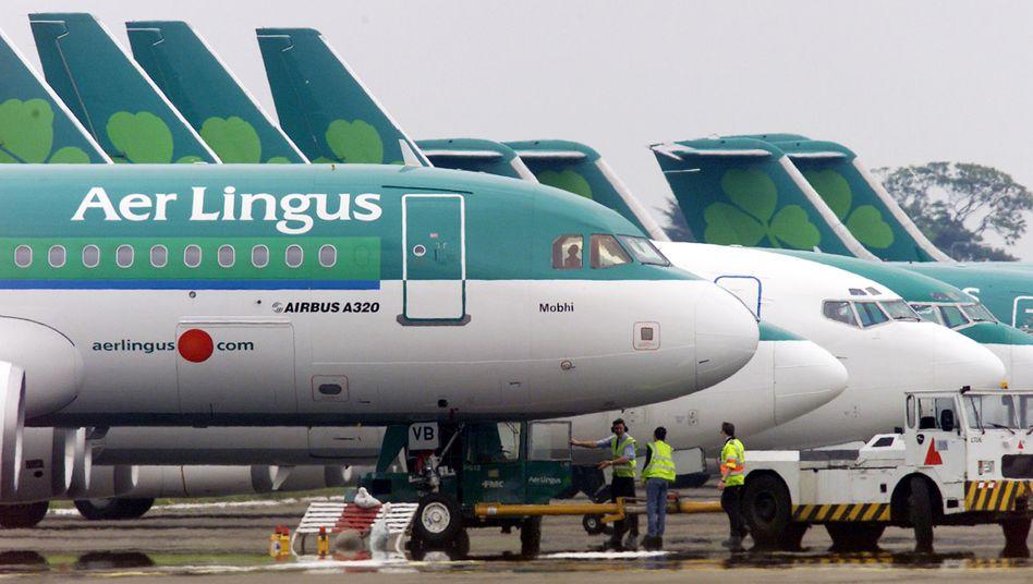 Objekt der Begierde: Ryanair kommt bei Aer Lingus erneut nicht zum Zug