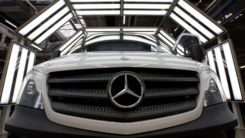 Daimler: Die Klägeranwälte verbuchten den Kompromiss als Erfolg