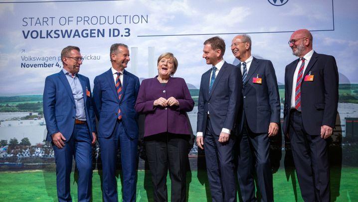 Wolfsburger 33-Milliarden-Wette: Diese E-Mobile plant Volkswagen