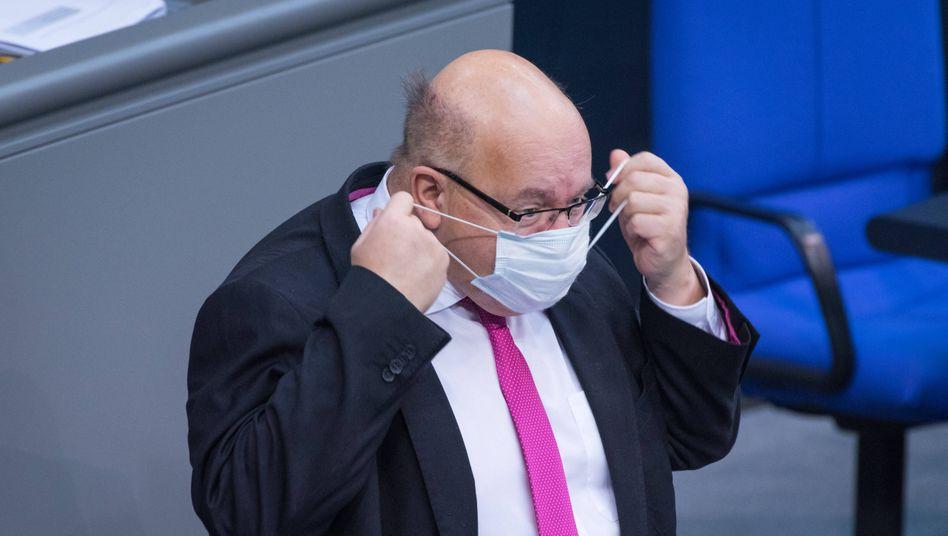 Peter Altmaier: Der Bundeswirtschaftsminister will den DIHK-Dachverband künftig der direkten Rechtsaufsicht seines Ministeriums unterstellen