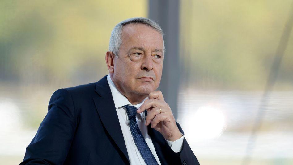 Keine Lust mehr auf Spielchen: Veolia-Chef Antoine Frérot unterbreitet den Suez-Aktionären nun ein direktes Angebot