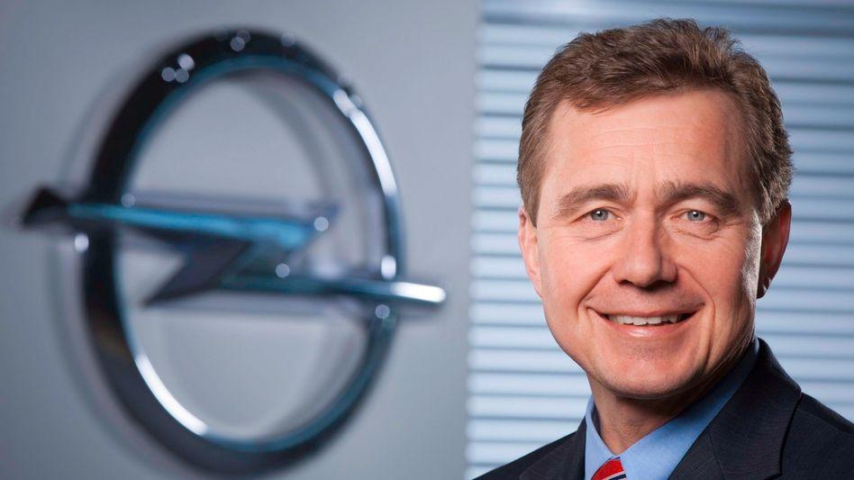 Aufstieg: Opel-Chef Stracke rückt an die Stelle von Nick Reilly an der Spitze von GM Europa