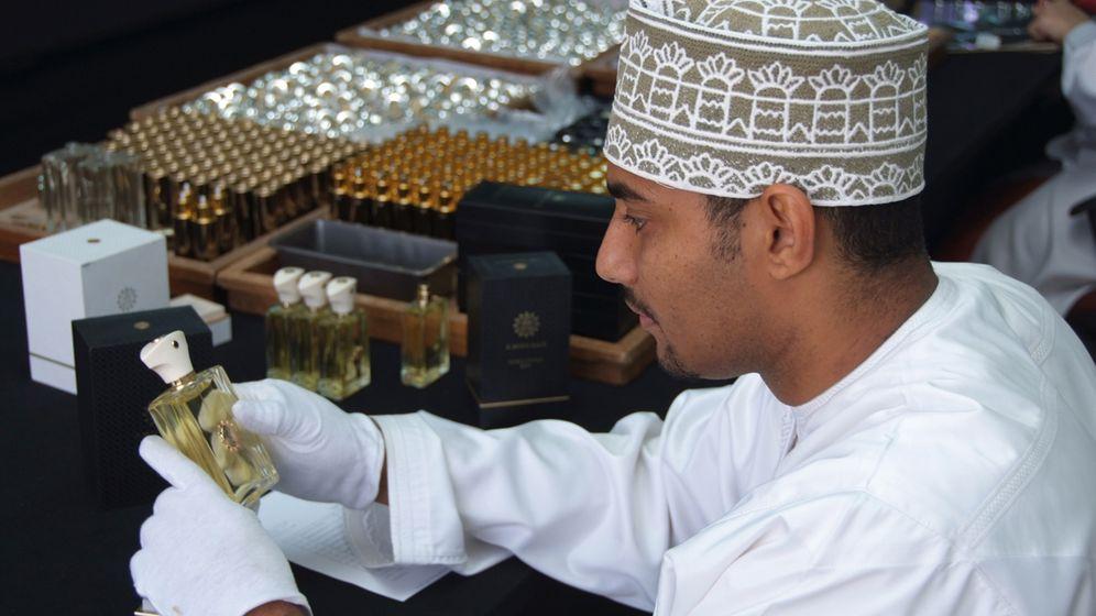 Arabiens Düfte: Die Parfums von Amouage
