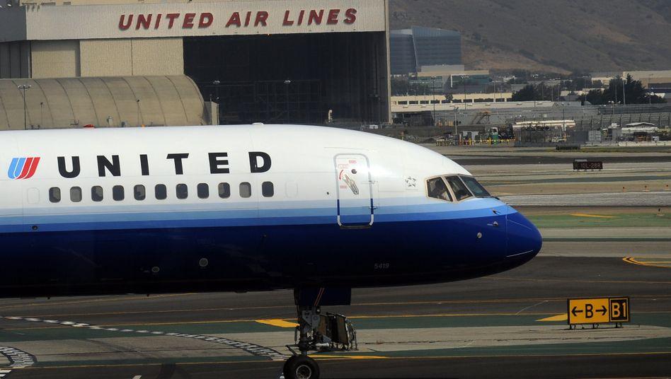 United Airlines schickt Tausende in den Zwangsurlaub