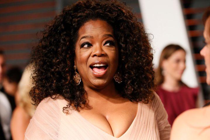 Talk-Masterin und Medienunternehmern Oprah Winfrey zählt zur reichen Minderheit schwarzer Bürger in den USA. Tatsächlich ist die Armutsquote unter Schwarzen doppelt so hoch wie unter Weißen