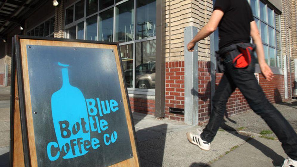 Blue Bottle Coffee: Kaffee-Kunst mit Tech-Millionen