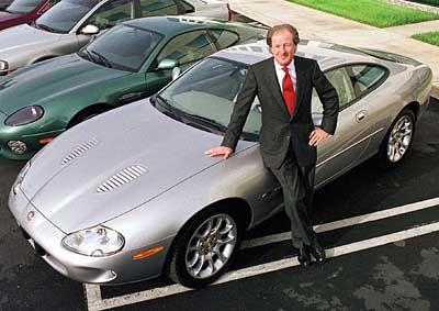 Größtes Talent unter den Automanagern: Ford-Premier-Division-Chef Wolfgang Reitzle