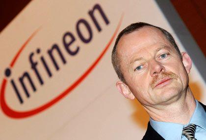 Infineon-Chef Bauer: Undankbare Aufgabe