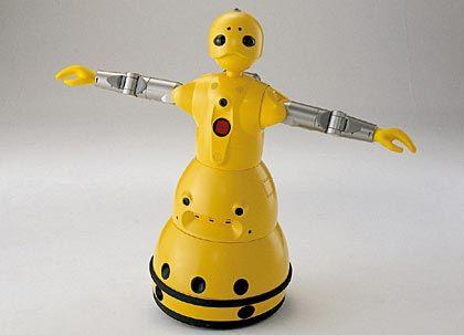 """Bediensteter ohne Widerworte: Der Haushaltsroboter """"Wakamura"""""""