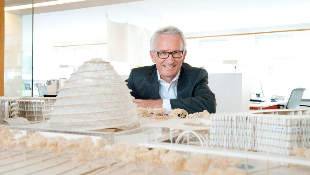 Bauen in Ruanda: Wie ein Münchener Architekt ein Land prägt