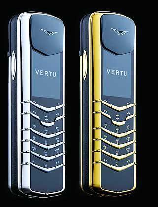 Nicht auf der Cebit: Die neuen Luxushandies der Nokia-Tocher Vertu