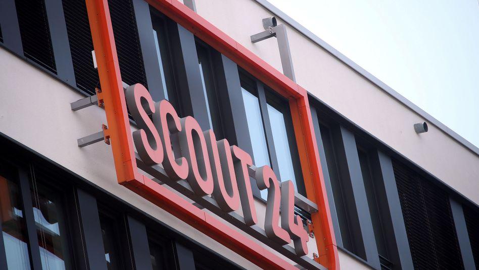 Scout24: Investoren drängen auf Teilverkauf.