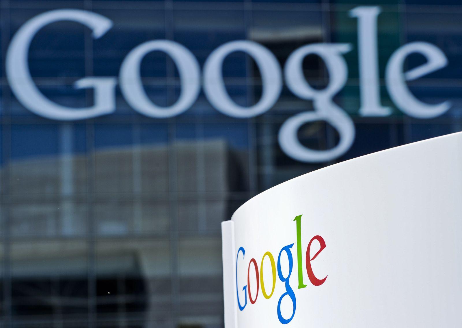 Google / Campus / Logo / Mountain View