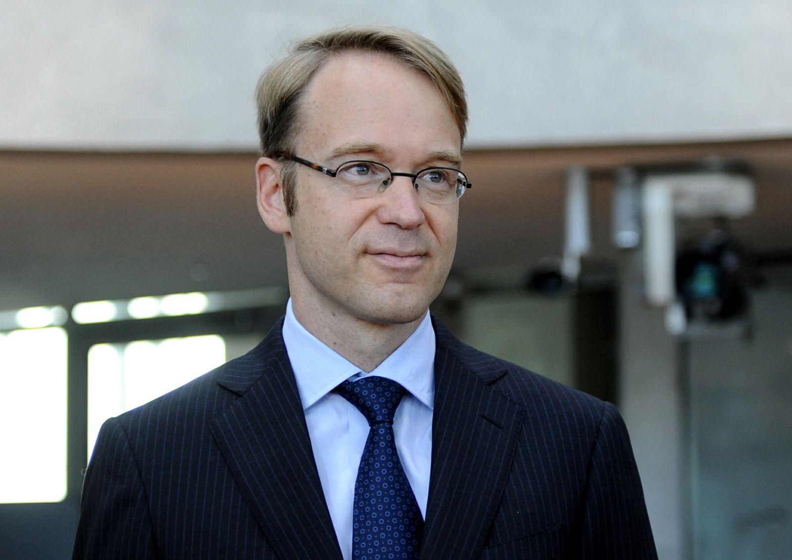 NICHT VERWENDEN Jens Weidmann