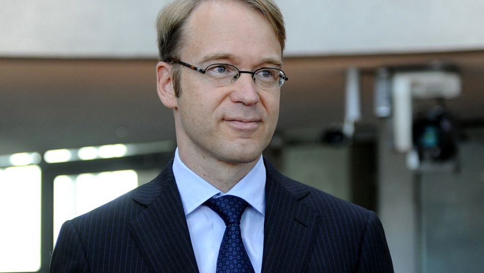 Jens Weidmann: Der 42-Jährige folgt auf Axel Weber an der Bundesbank-Spitze