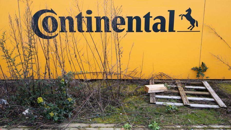 Continental baut in Hannover derzeit eine neue Konzernzentrale