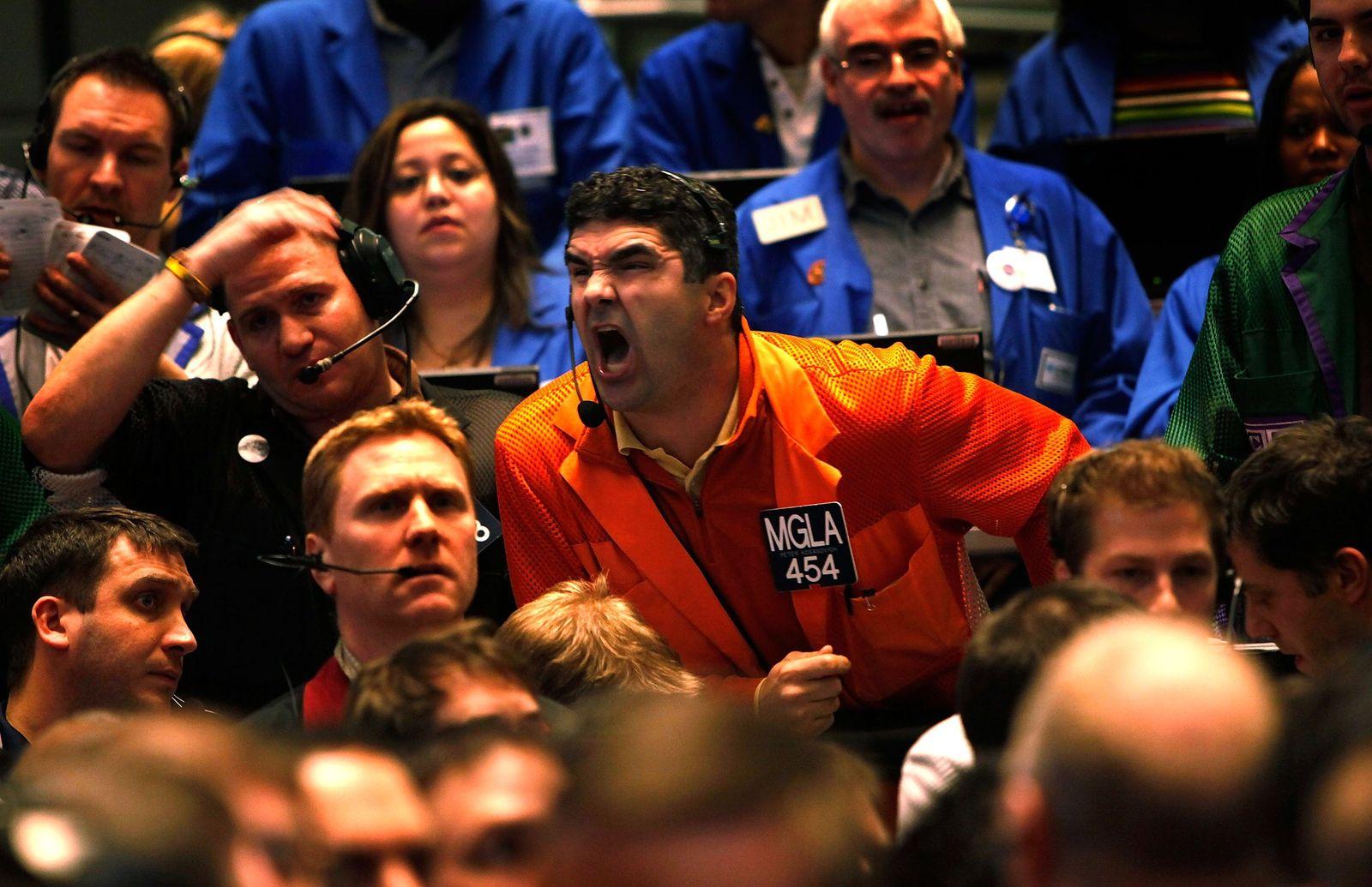 Wall Street / Finanzmarkt / Krise