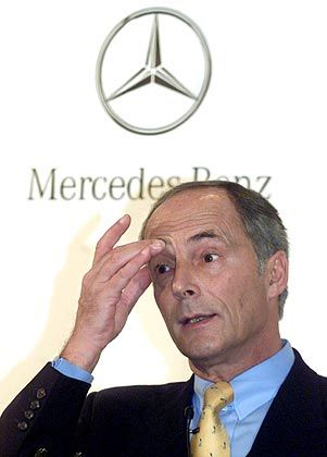 """""""Thema ist abgeschlossen"""": Eckhard Panka, ehemaliger Vertriebschef von Mercedes in Deutschland"""