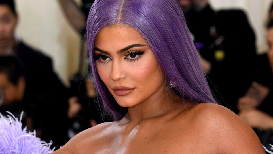 US-Unternehmerin Kylie Jenner: Zwar keine Milliardärin mehr, dafür aber jetzt bestbezahlter Promi der Welt