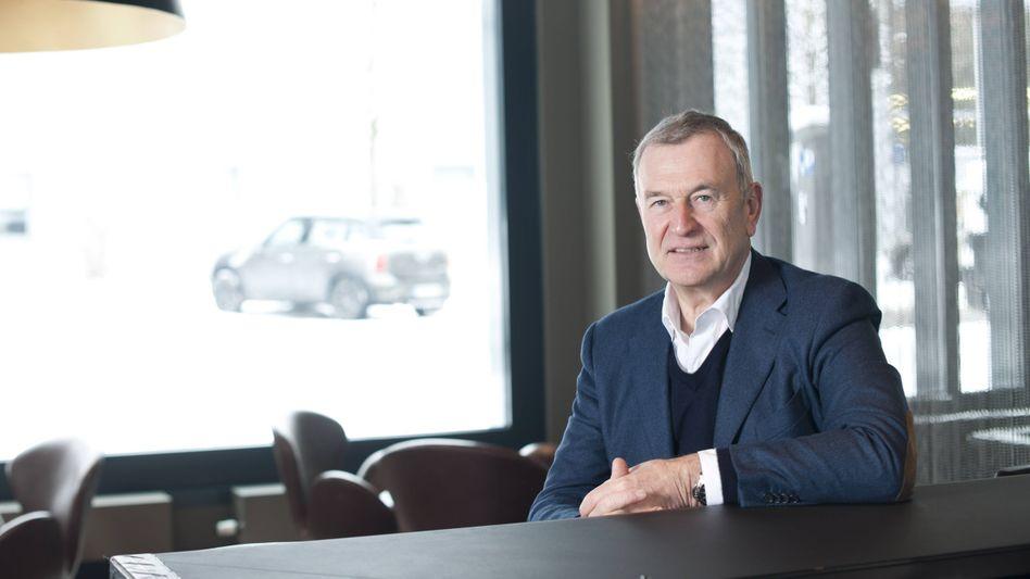"""Hotellier beklagt """"Wettbewerbsverzerrung"""": Dieter Müller, Vorstandsvorsitzender der Motel One Group"""