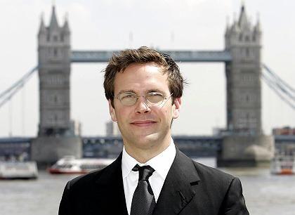 Murdoch-Sohn James: Verantwortung für das Geschäft in Europa und Asien