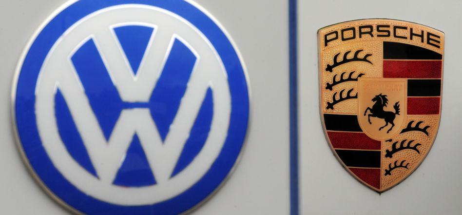 Eine VW-Stammaktie könnte die Fusion der beiden Autobauer von der Steuer befreien