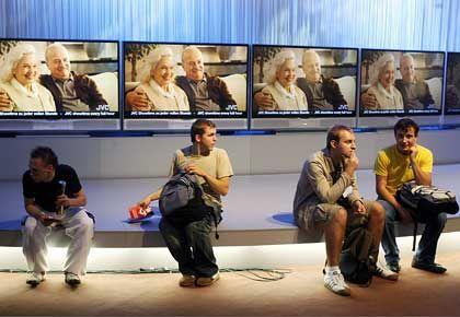 HDTV-Flachbildschirme: Publikumsmagnet der IFA