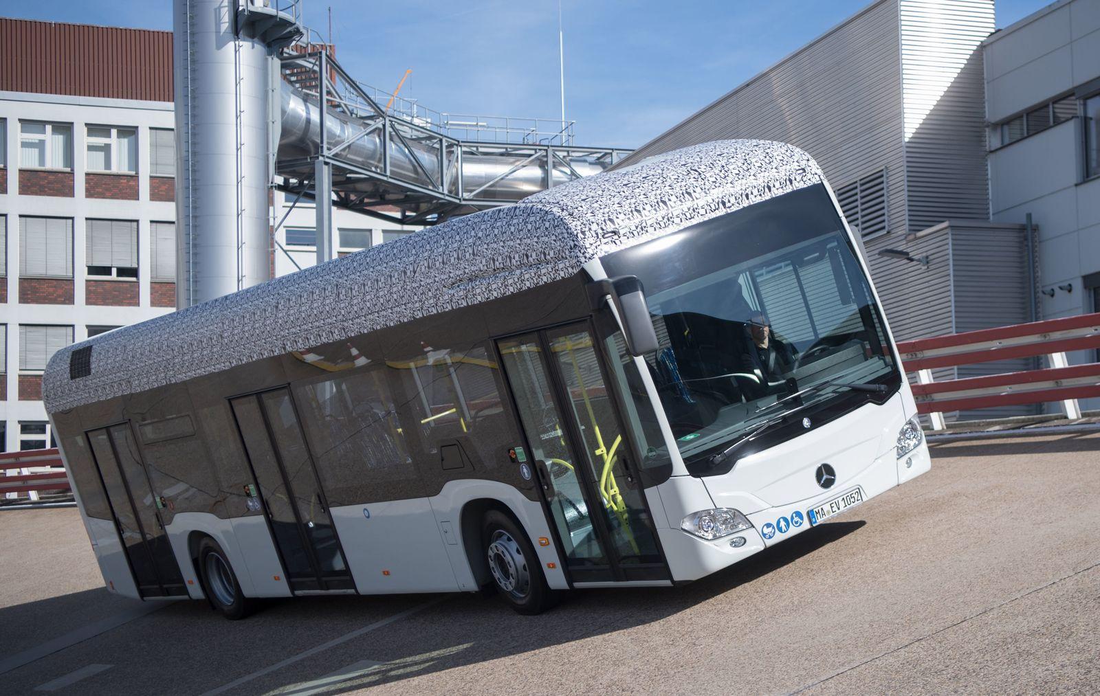 Daimler Buses / Citaro E-Cell / Elektrobus