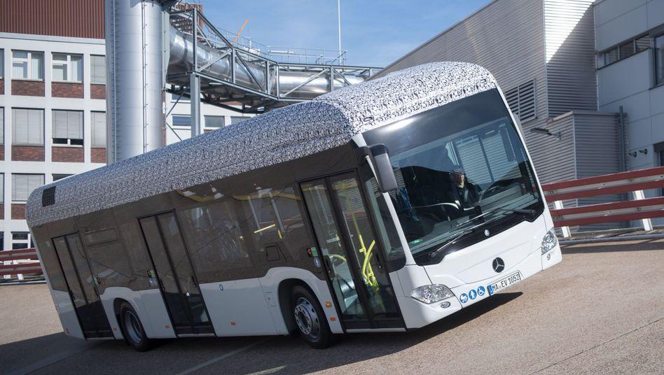 E-Bus Electric Citaro