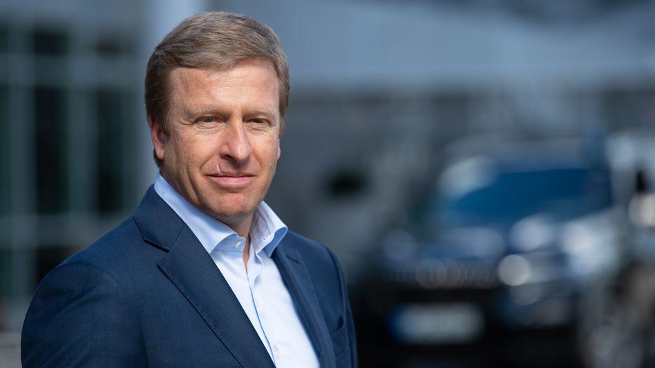 Glaubt an den Trend zur Nachhaltigkeit: BMW-Chef Oliver Zipse.
