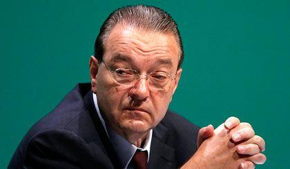 """UBS-Chef Grübel: """"Ja, unsere Bank wird sich verkleinern"""""""