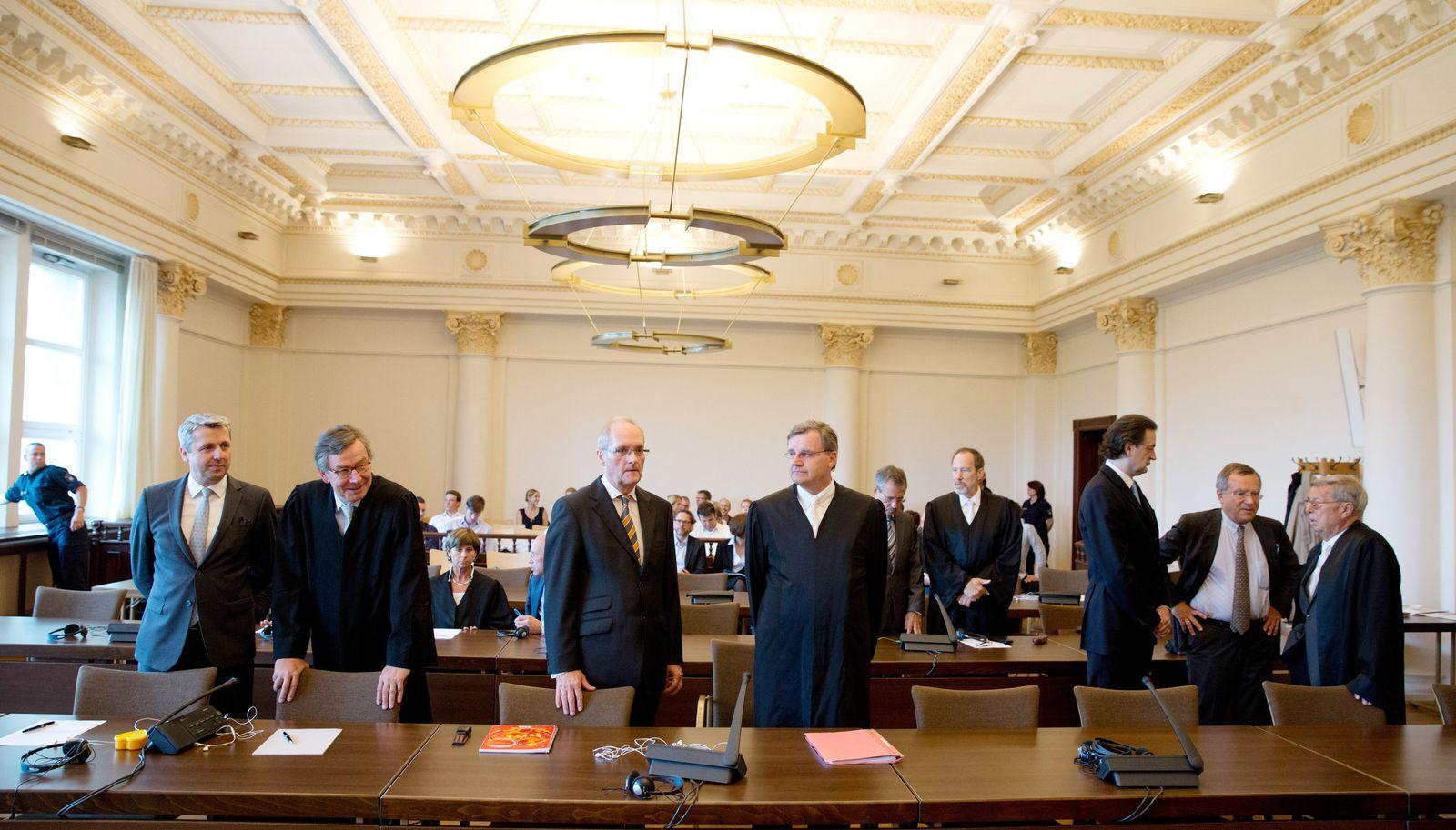 Urteil im Prozess HSH Nordbank