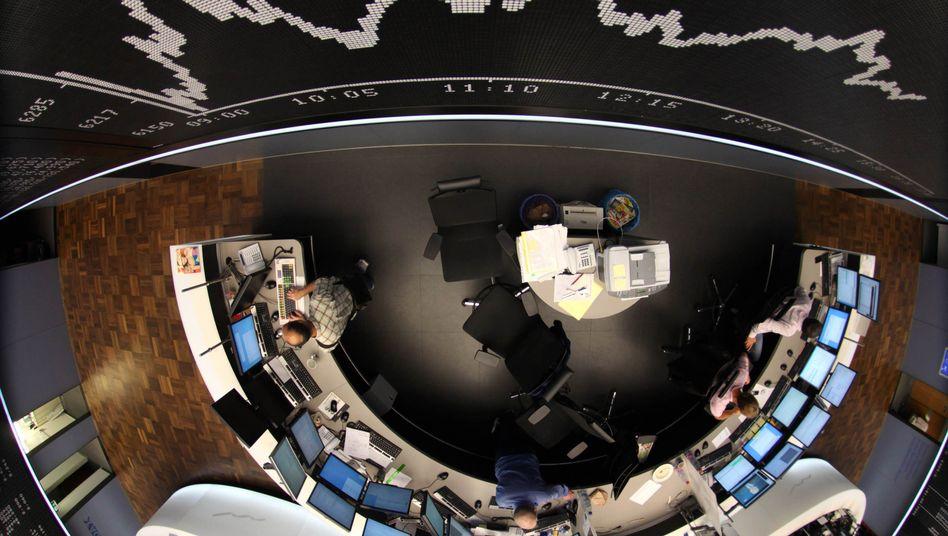 Frankfurter Börse: Gute Vorgaben stützen den Dax