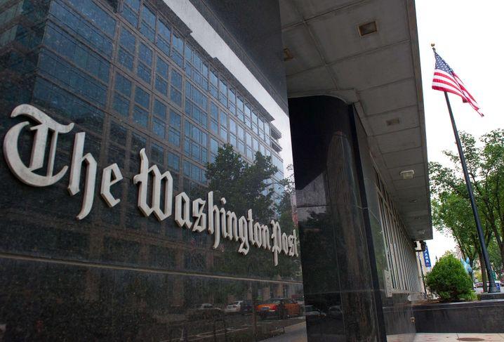 "Traditionsblatt: 2013 kaufte Jeff Bezos die ""Washington Post"""