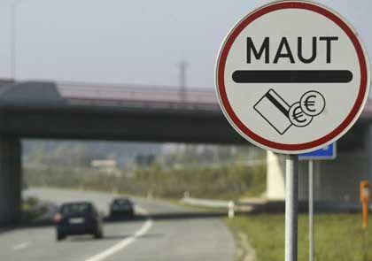 Zukunft des Straßenverkehrs: Die Bundesregierung will eine Maut für Pkw einführen