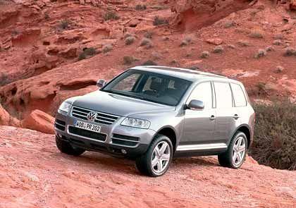 Hoffnungsträger: Mit neuen Modellen wie dem Touareg will Volkswagen wieder steigende Gewinne verzeichnen