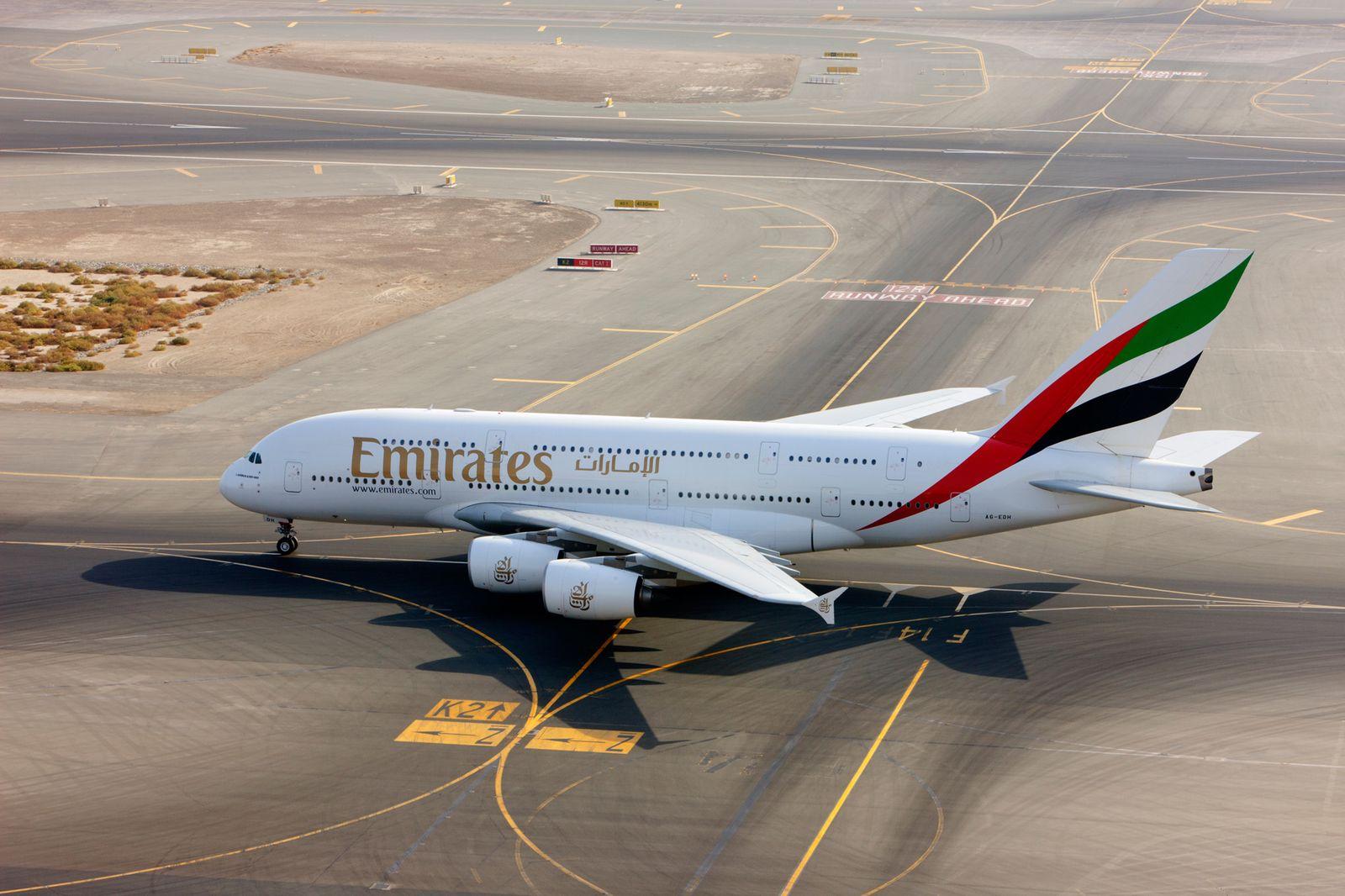 Emirates / A 380